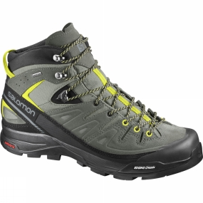 Mens X Alp Mid LTR GTX Boot from Salomon