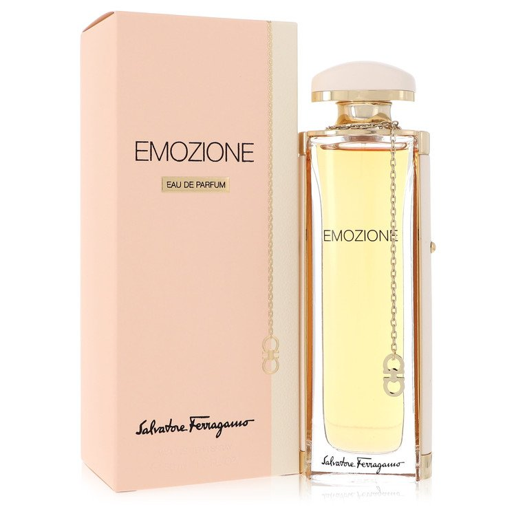 Emozione Perfume by Salvatore Ferragamo 1.7 oz EDP Spay for Women from Salvatore Ferragamo