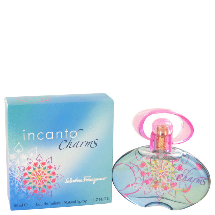 Incanto Charms Perfume 1.7 oz EDT Spay for Women from Salvatore Ferragamo