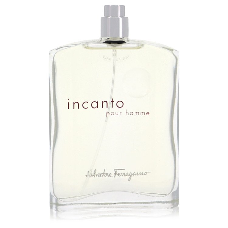 Incanto Cologne 3.4 oz EDT Spray(Tester) for Men from Salvatore Ferragamo
