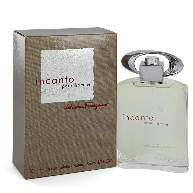 Incanto Cologne by Salvatore Ferragamo 1.7 oz EDT Spay for Men from Salvatore Ferragamo