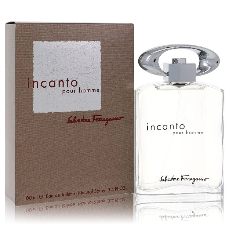Incanto Cologne by Salvatore Ferragamo 3.4 oz EDT Spay for Men from Salvatore Ferragamo