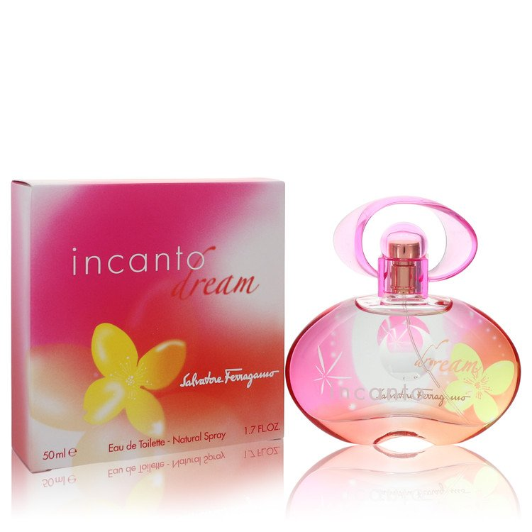 Incanto Dream Perfume by Salvatore Ferragamo 1.7 oz EDT Spay for Women from Salvatore Ferragamo