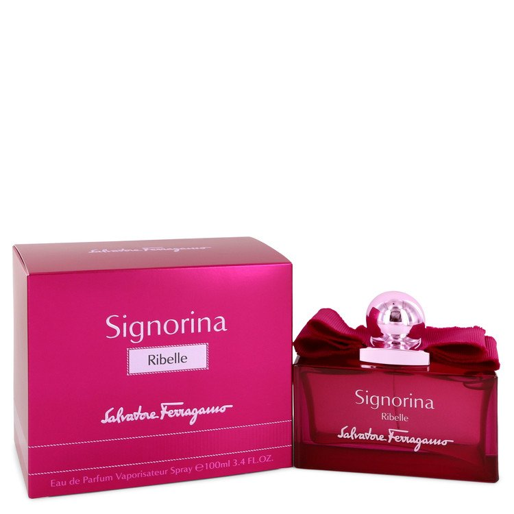 Signorina Ribelle Perfume 3.4 oz EDP Spay for Women from Salvatore Ferragamo