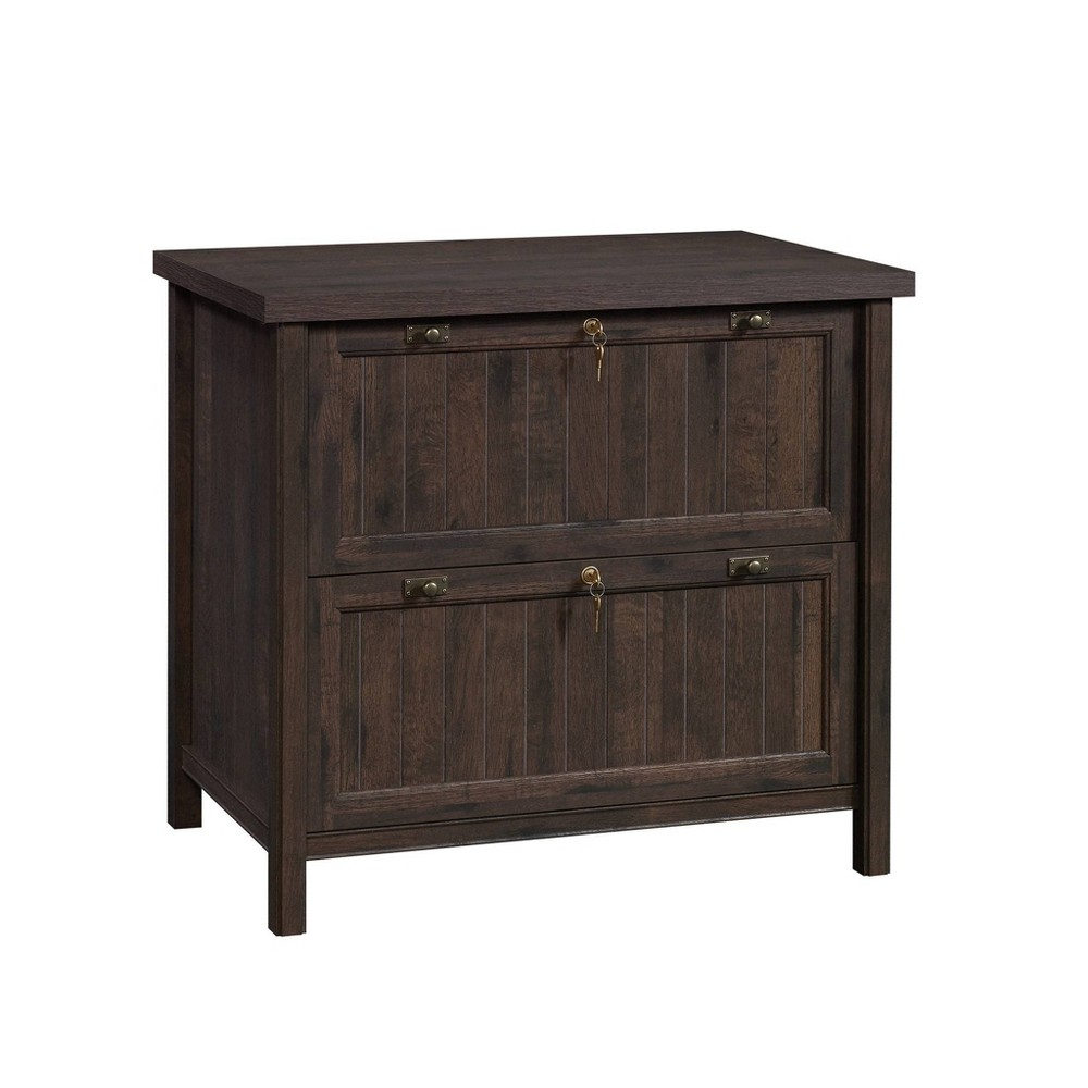 Costa Lateral File Coffee Oak - Sauder from Sauder