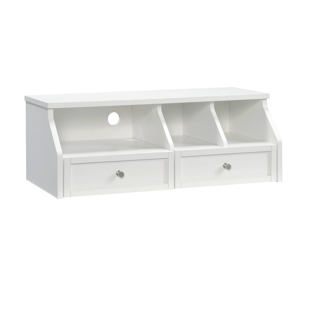 Craft Pro Series Organizer Hutch White - Sauder from Sauder