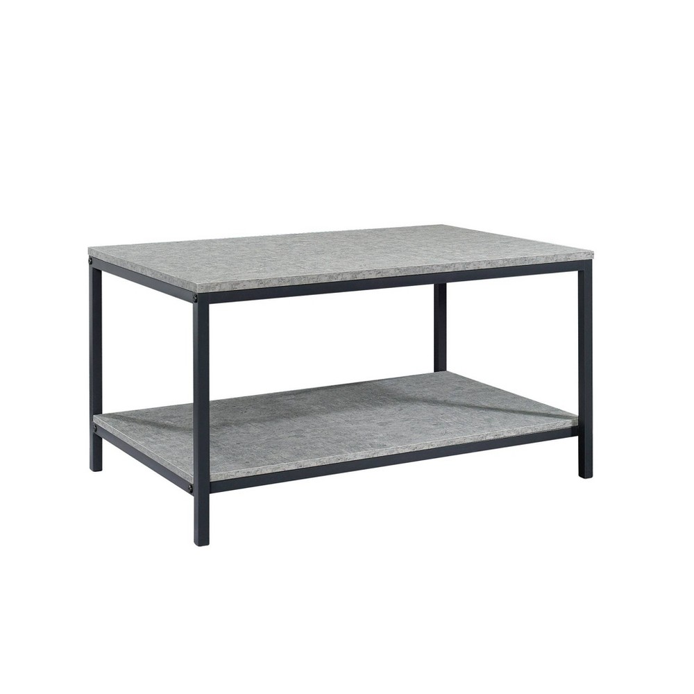North Avenue Coffee Table Faux Gray - Sauder from Sauder