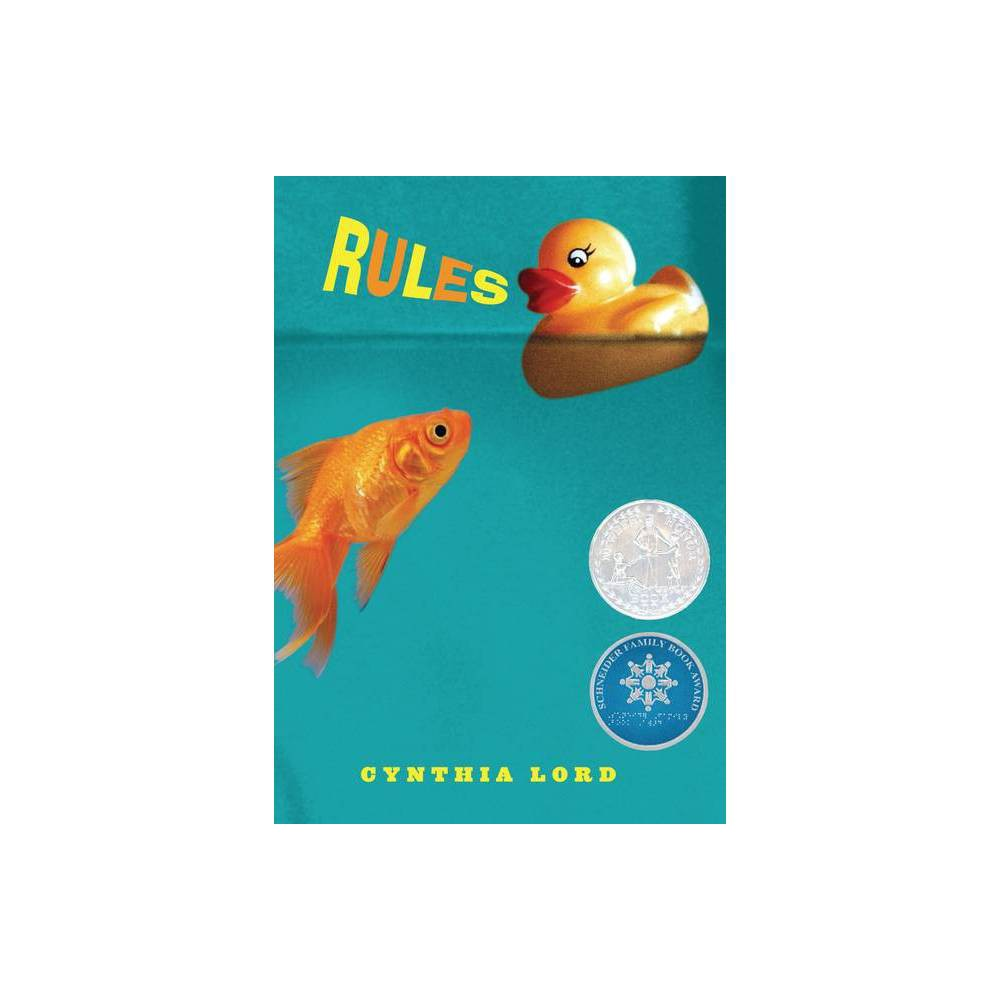 Rules by Cynthia Lord (Hardcover) from Scholastic