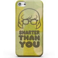 Scooby Doo Smarter Than You Phone Case for iPhone and Android - iPhone 6S - Snap Case - Matte from Scooby Doo