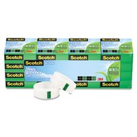 "Magic Greener Tape, 3/4"" x 900"", 1"" Core, 16/Pack from Scotch"