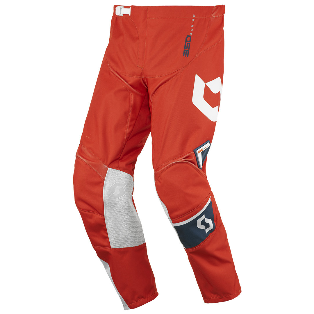 Scott 350 Dirt Motocross Pants 2016, blue-orange, Size 30, blue-orange, Size 30 from Scott