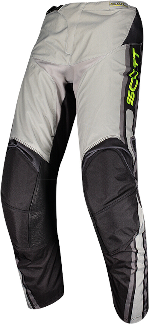 Scott 350 Race Motocross Pants, grey-yellow, Size 34, grey-yellow, Size 34 from Scott