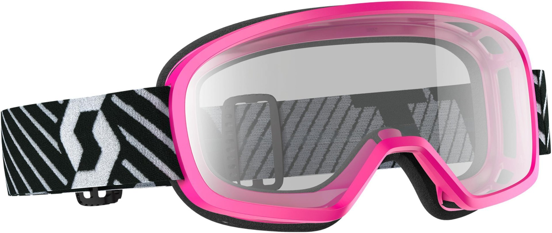 Scott Buzz Kids Motocross Goggles, pink, pink from Scott