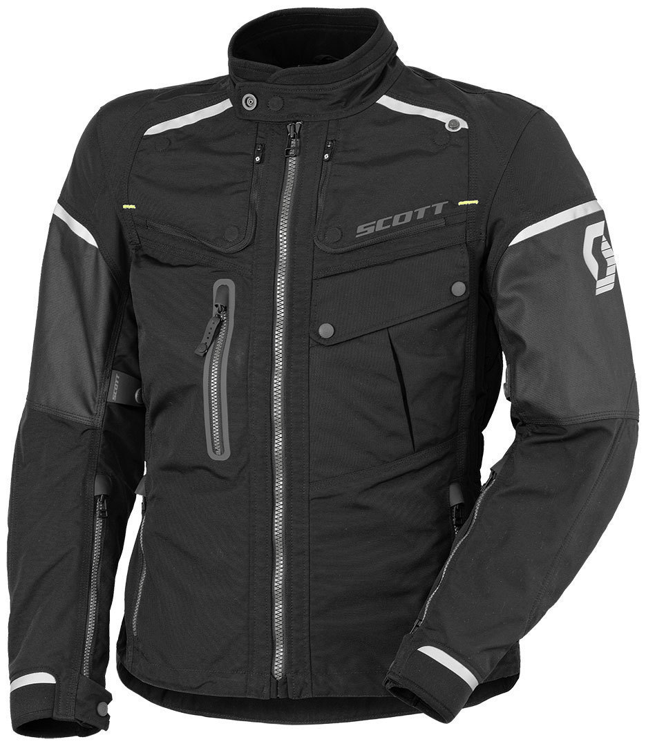 Scott Concept VTD Textile Jacket, black, Size S, black, Size S from Scott