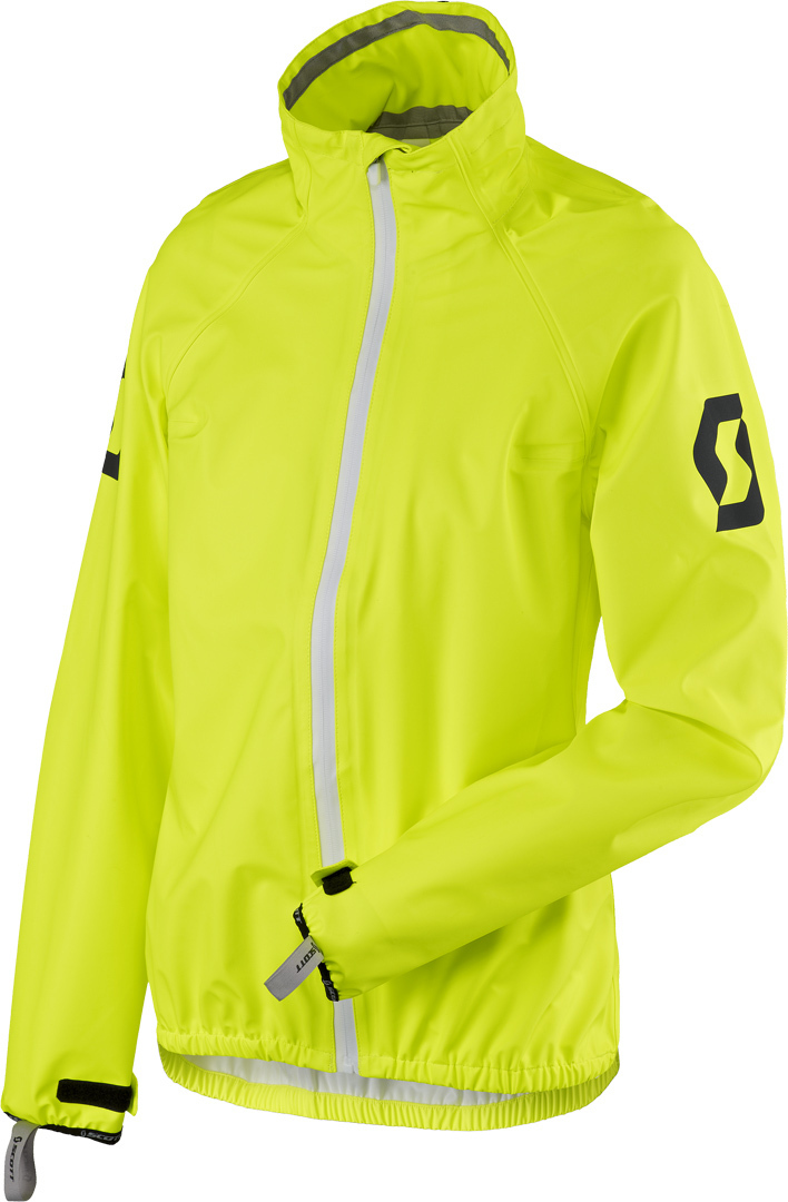 Scott Ergonomic Pro DP Ladies Rain Jacket, yellow, Size 44 for Women, yellow, Size 44 for Women from Scott