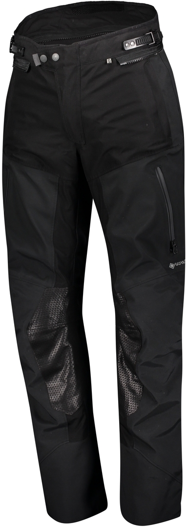 Scott Priority GTX Motorcycle Textile Pants, black, Size 3XL, black, Size 3XL from Scott