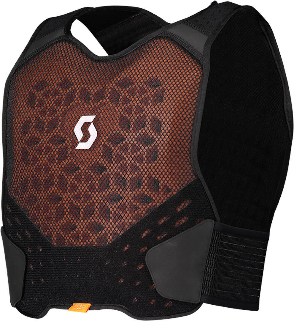 Scott Softcon Junior Kids Body Protector, black, Size S M, black, Size S M from Scott