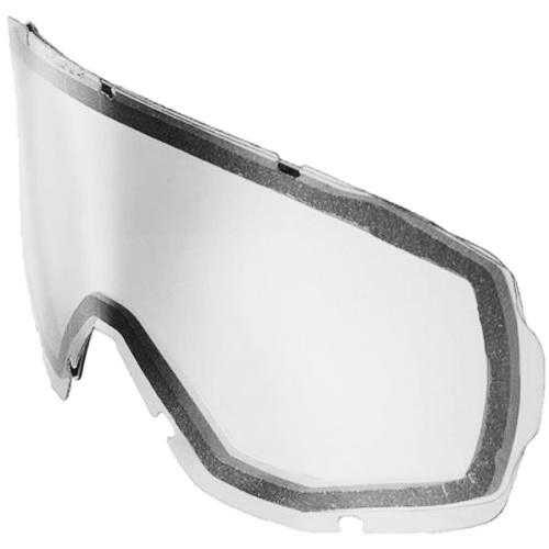 Scott Voltage MX/X/Proair Works AntiFog Double Replacement Lens, clear, clear from Scott