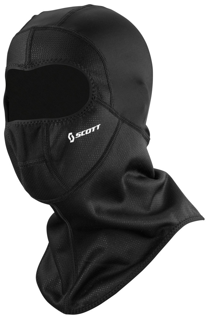 Scott Wind Warrior Open Hood Facemask, black, Size XS, black, Size XS from Scott