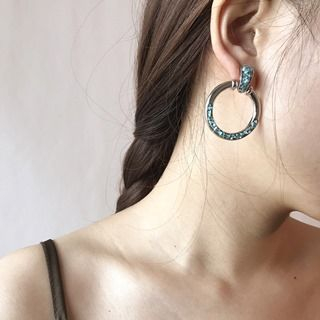 Cicle Earrings from Seirios