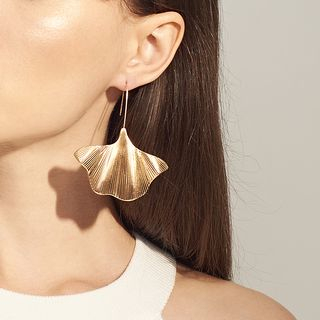 Leaf Dangle Earring from Seirios