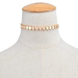 Star Chain Choker from Seirios