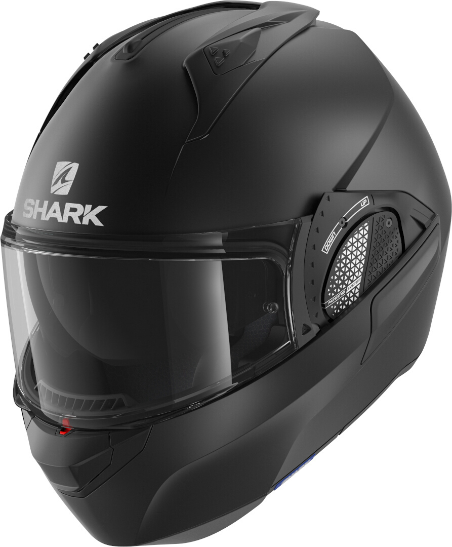 Shark Evo-GT Blank Helmet, black, Size XL, black, Size XL from Shark