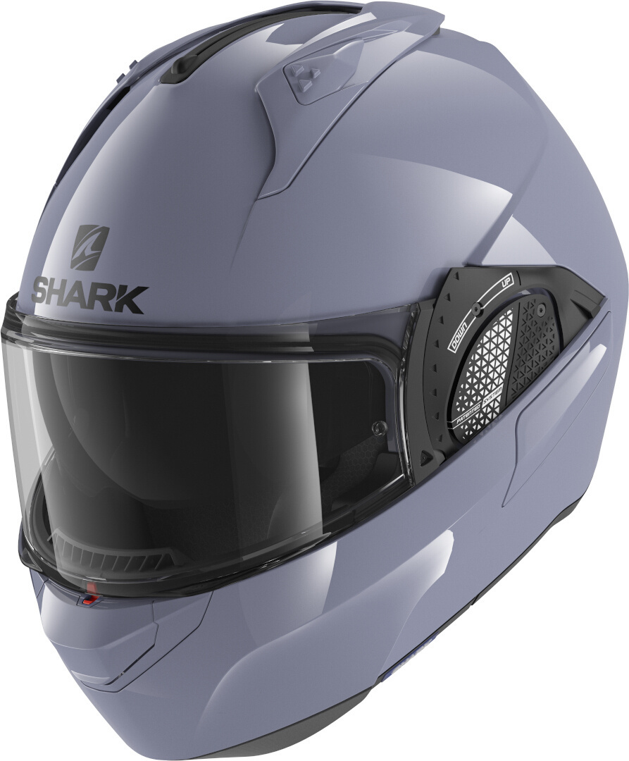 Shark Evo-GT Blank Helmet, grey, Size XS, grey, Size XS from Shark