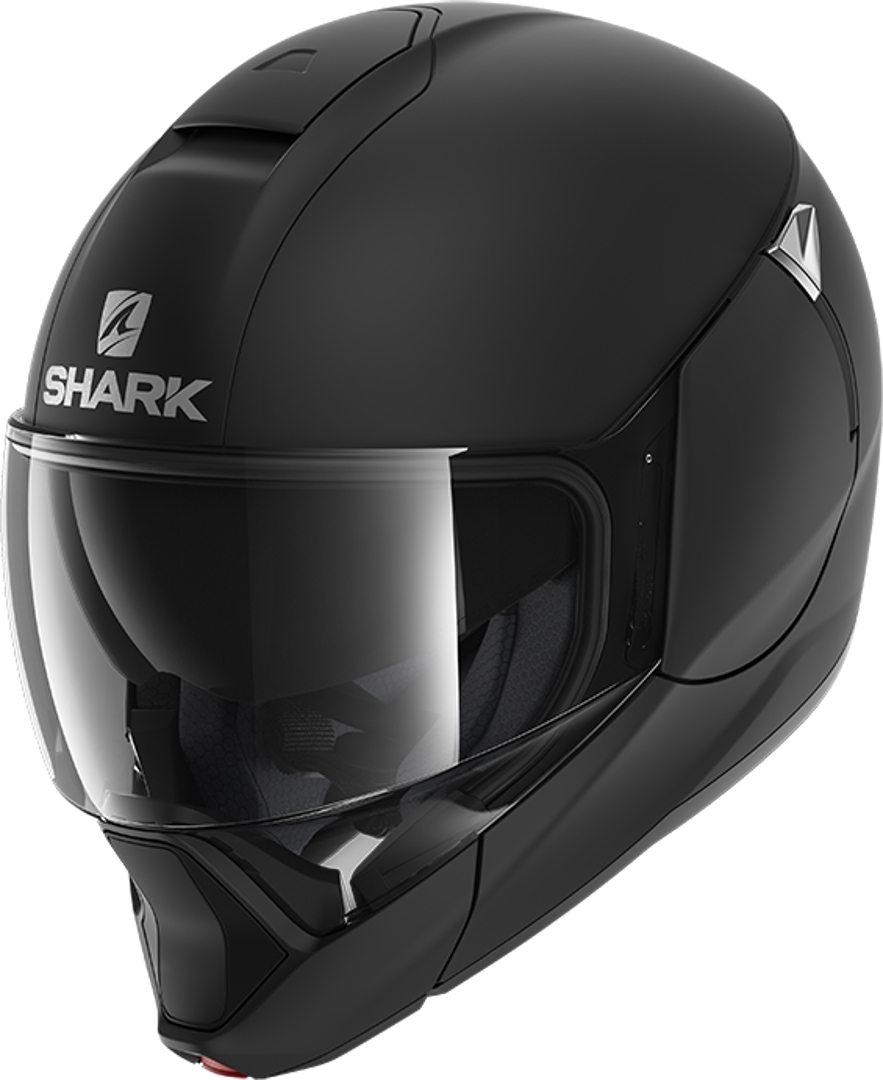 Shark Evojet Blank Helmet, black, Size L, black, Size L from Shark