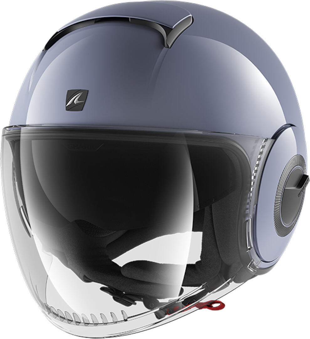 Shark Nano Jet Helmet, grey, Size L, grey, Size L from Shark