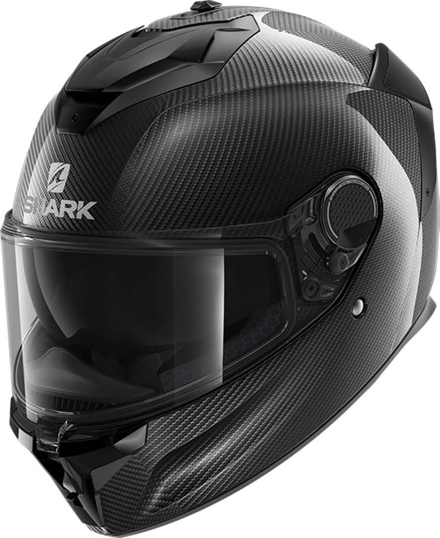 Shark Spartan GT Carbon Skin Helmet, black, Size XS, black, Size XS from Shark