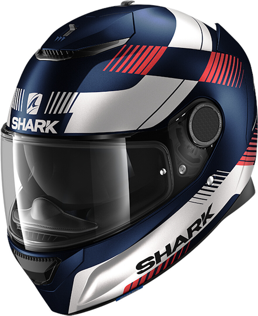 Shark Spartan Strad Helmet, red-blue, Size XL, red-blue, Size XL from Shark