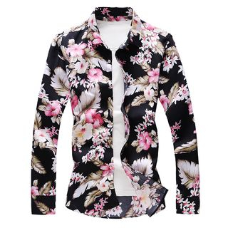 Floral Shirt from Sheck