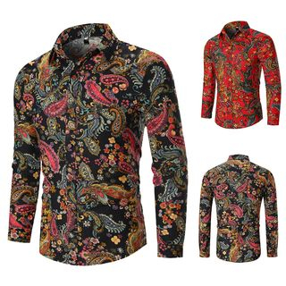 Patterned Shirt from Sheck