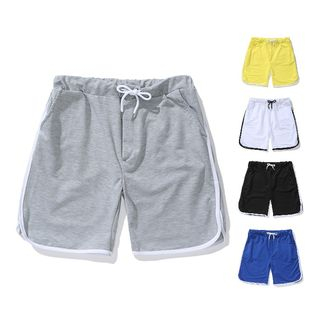 Piped Sweatshorts from Sheck