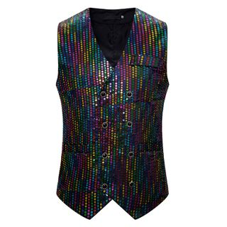 Sequined Vest from Sheck
