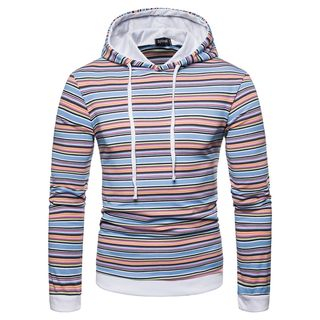 Striped Hoodie from Sheck