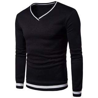 V-Neck Pullover from Sheck