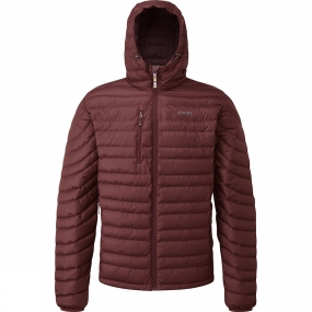 Mens Nangpala Hooded Jacket from Sherpa