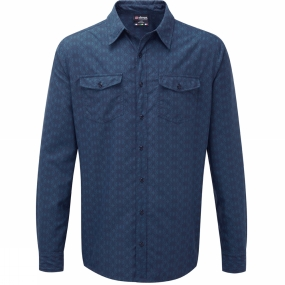 Mens Surya Long Sleeve Shirt from Sherpa