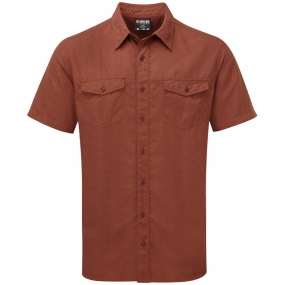 Mens Surya Short Sleeve Shirt from Sherpa