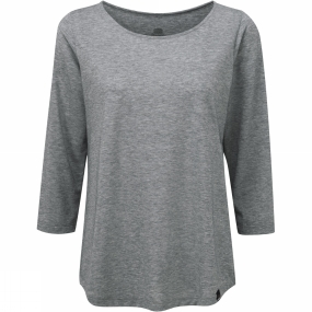 Womens Asha 3/4 Knit Top from Sherpa