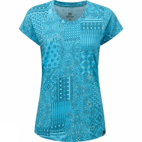 Womens Samaya Tee from Sherpa