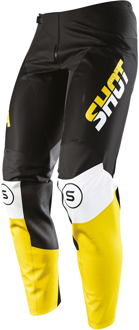 Shot Contact Spirit Motocross Pants, yellow, Size 28, yellow, Size 28 from Shot