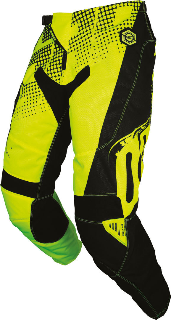 Shot Contact Venom Pants, black-yellow, Size 30, black-yellow, Size 30 from Shot