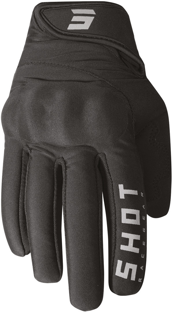 Shot Trainer CE 2.0 Motocross Gloves, black, Size 2XL, black, Size 2XL from Shot