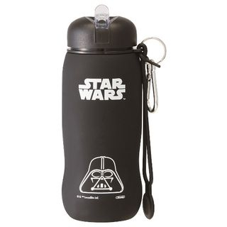 Star Wars Foldable Silicone Bottle from Skater