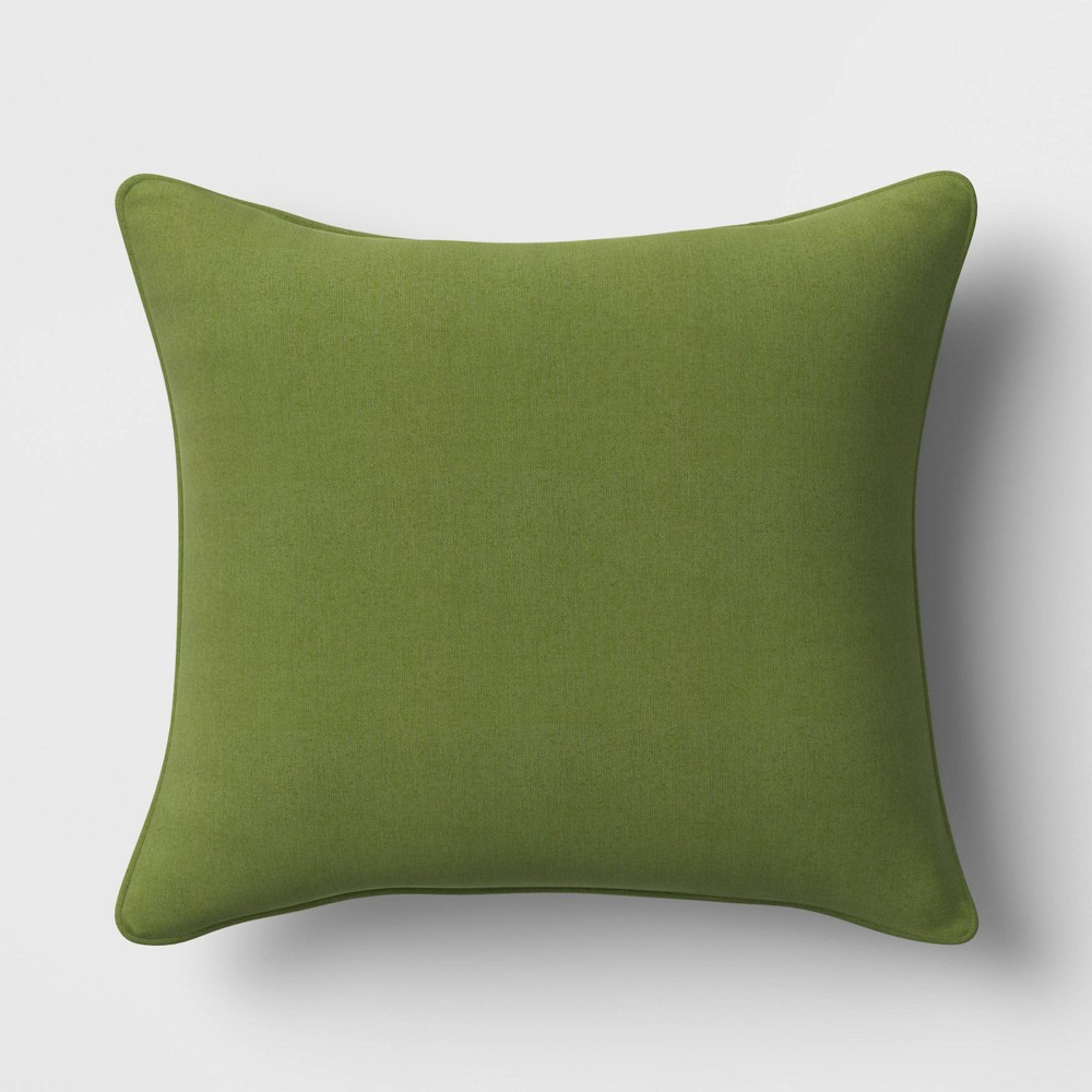 Outdoor Deep Seat Pillow Back DuraSeason Fabric Cilantro - Smith & Hawken from Smith & Hawken
