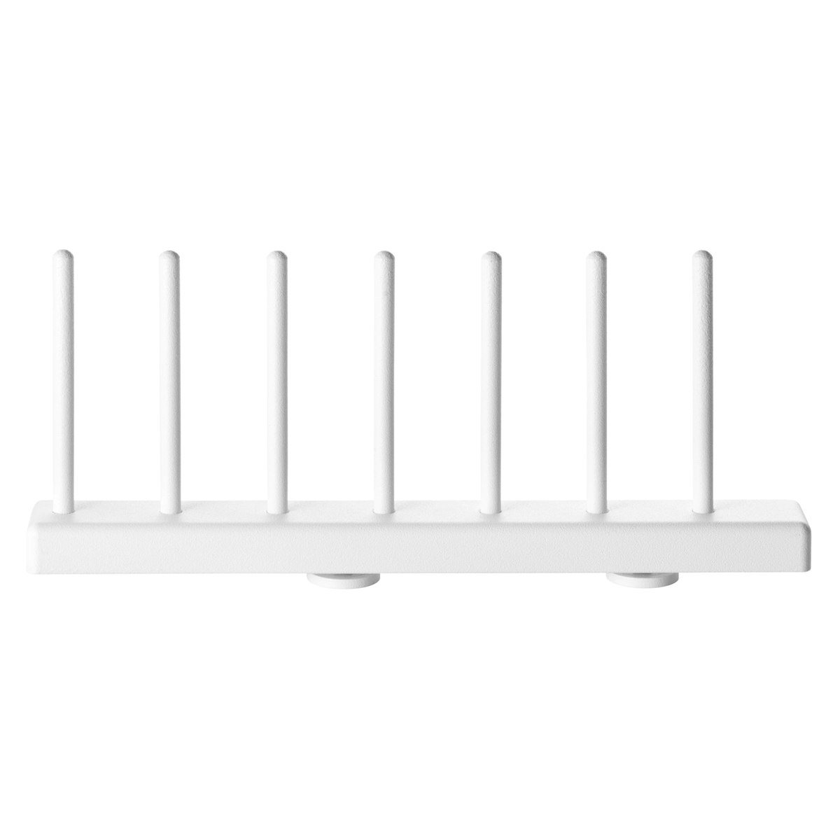 String Furniture String place rack, 20 cm, 2 pcs, white from String Furniture
