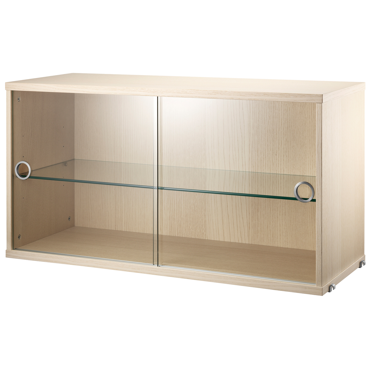 String Furniture String display cabinet, ash from String Furniture